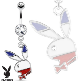 Piercing do pupíku Playboy Bunny PBNC014