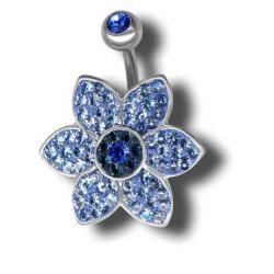 Swarovski Piercing ATCFLOWER07-B