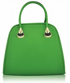 0bd17f57b9 Kabelka LS00152 - Green Fashion Grab Tote bag